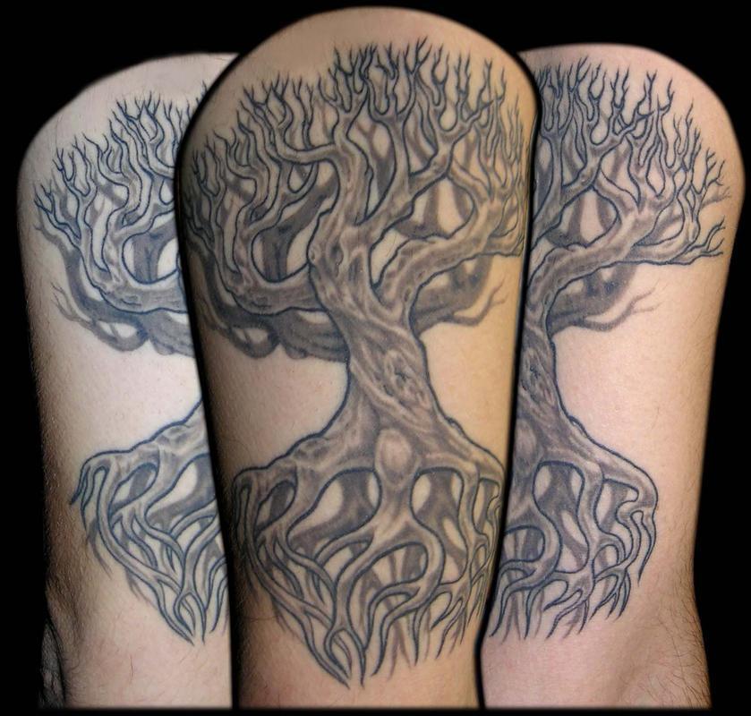 Aaron Goolsby Tattoos Family Family Tree