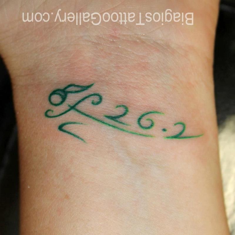 biagio 39 s tattoo gallery tattoos cartoon marathon girl tattoo by talo. Black Bedroom Furniture Sets. Home Design Ideas