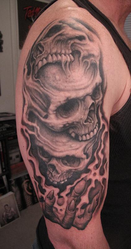 Untitled by bob tyrrell tattoos for Texas bobs tattoos