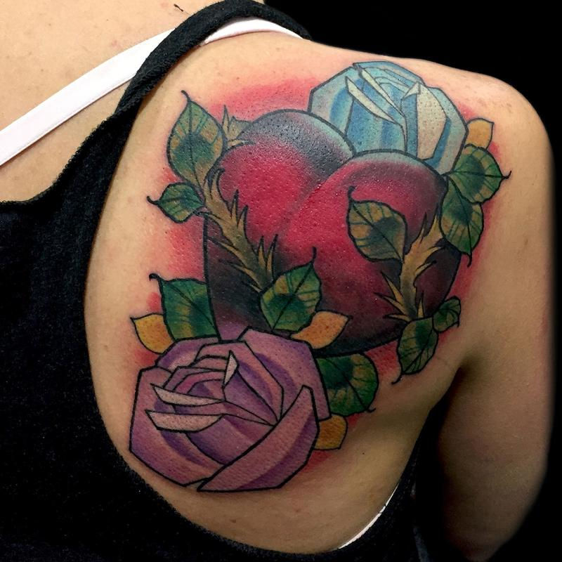 Untitled by memphis tattoonow for Cat tattoo addison