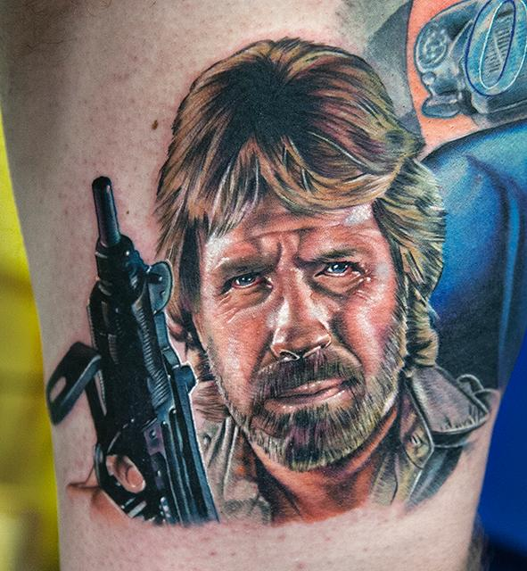 delta force by cecil porter tattoonow
