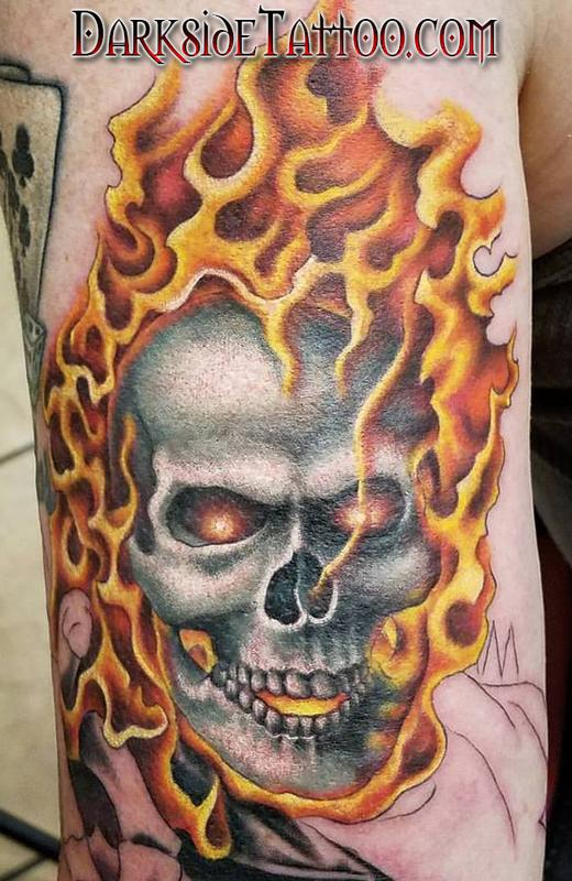 Ghost Rider Symbol Louise Cassidys Ghost Hottest Project On H3