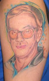 Portrait by brian gallagher tattoonow for Living dead tattoo haverstraw ny