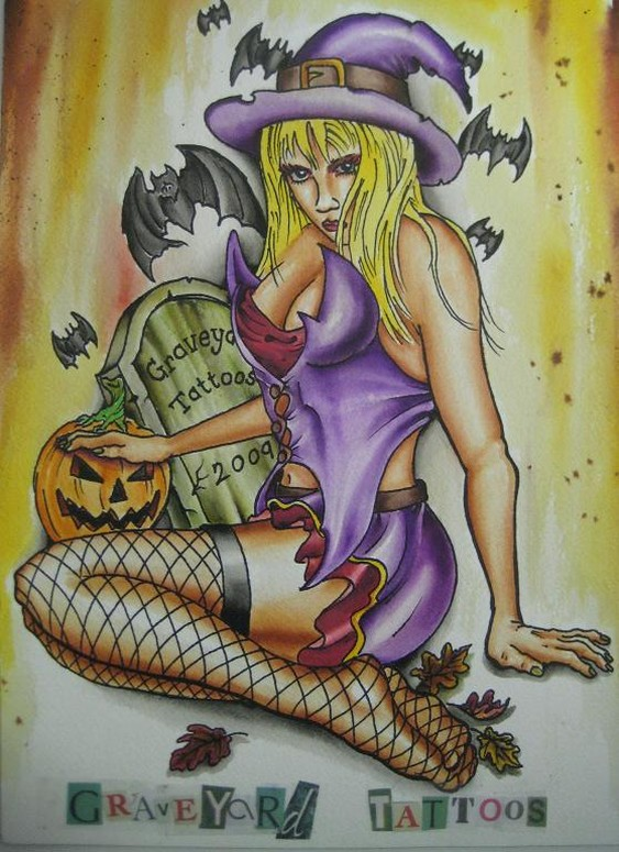 Flyer by brian gallagher tattoonow for Living dead tattoo haverstraw ny