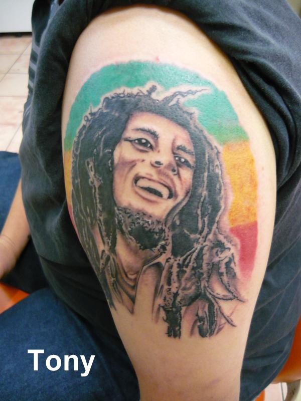 marley by tonz white tattoonow. Black Bedroom Furniture Sets. Home Design Ideas