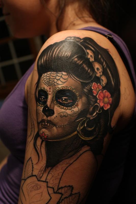 100 off the map tattoo emy ivana tattoo art u0027s for Gerald green tattoo