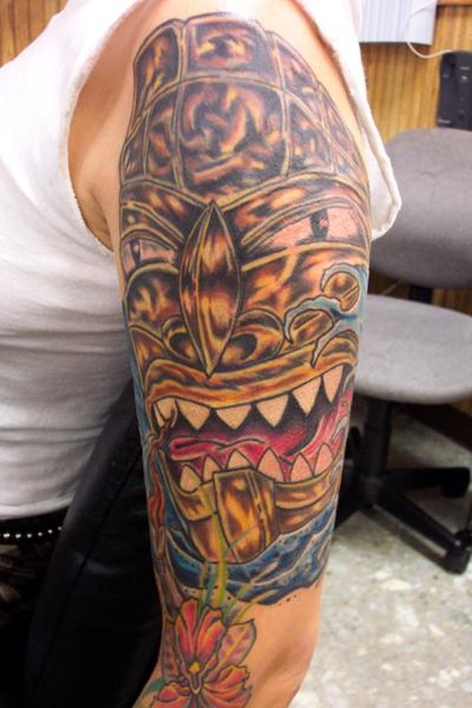 By joseph mcveigh tattoonow for Tattoo parlors in st joseph mo