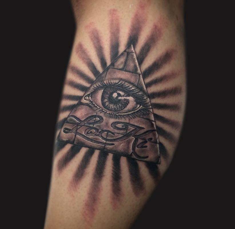 Illuminati Eye Tattoo Meaning Illuminati eye tattoo ...