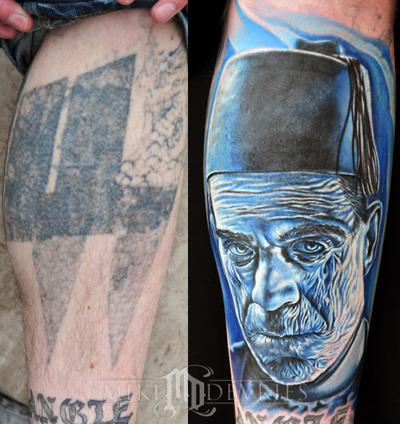 Amazing Pictures Must Seen: Mummy Tattoo Flash