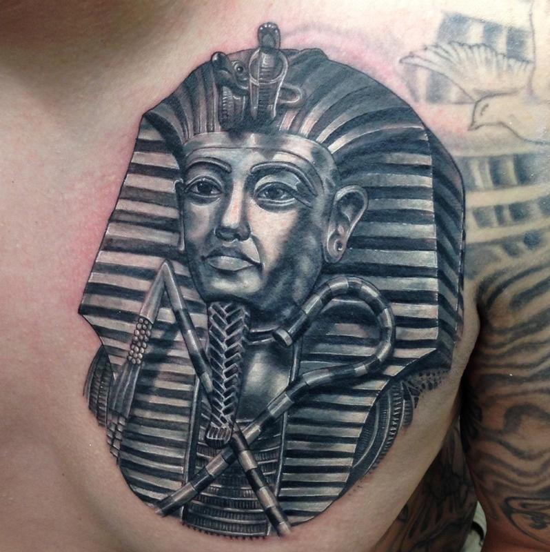 Black King Tattoo