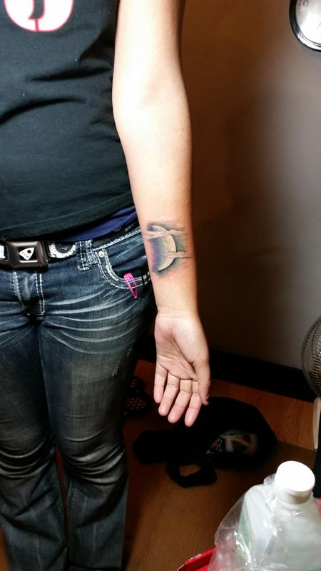No regrets tattoo body piercing tattoos samantha for Tattoo shops in champaign il