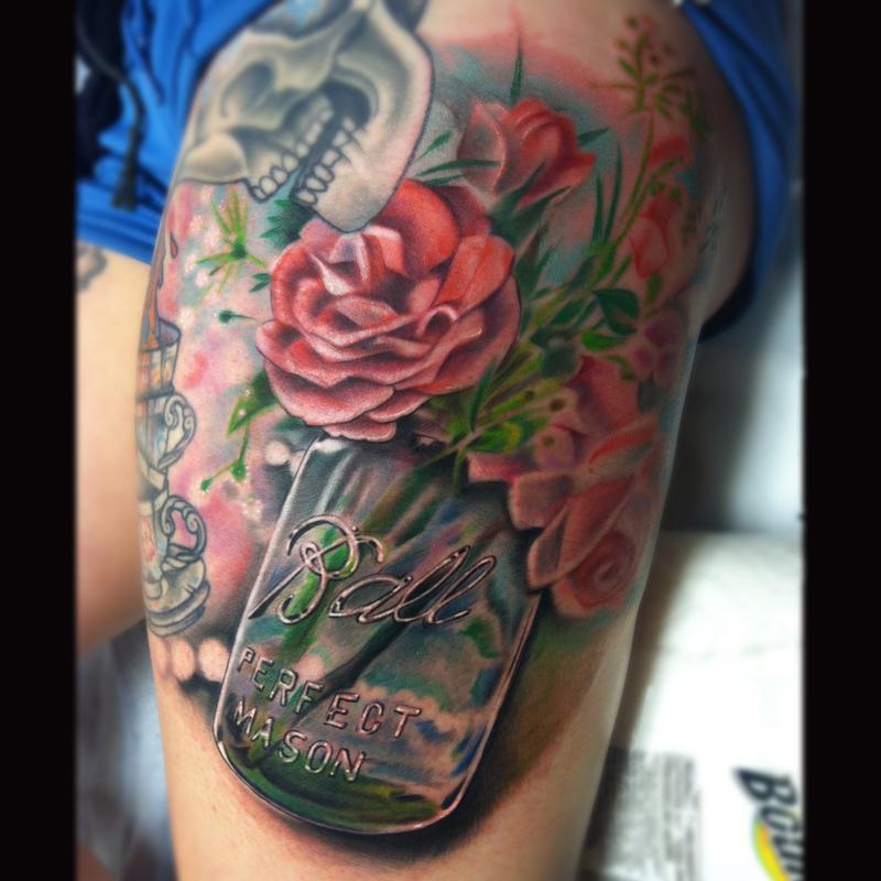 Tattoo Jar Ideas: MORE! (Tattoo Inspiration) On Pinterest