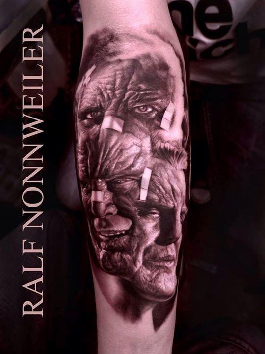 city marv by ralf nonnweiler tattoos