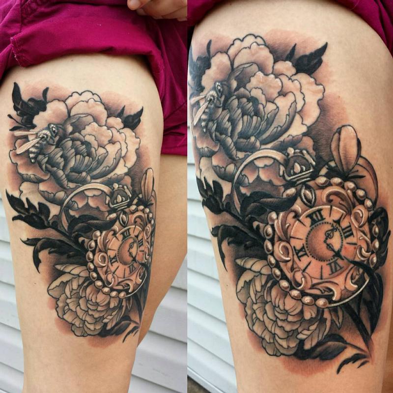 Brooke Hume Tattoo