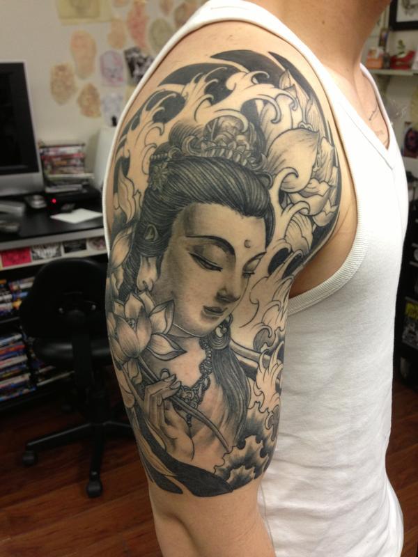 10 buddha elephant tattoo ganesa by courtkyo on deviantart 60 mystical buddha tattoos and. Black Bedroom Furniture Sets. Home Design Ideas