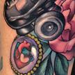 Rollerskate tattoo Tattoo Design Thumbnail