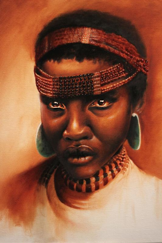 African queen by siege tattoonow for Black african queen tattoos