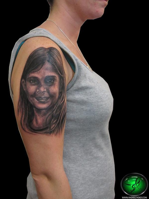 Family Portrait Tattoo Cslacker Picture