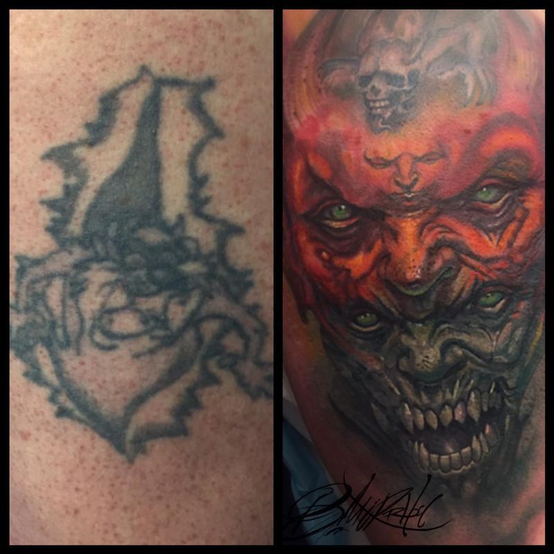 Tiger Headdress Tattoo Tiger Tattoo Back Next