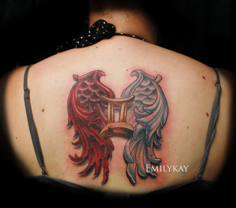 Free Zodiac Tattoos Photo Galleries