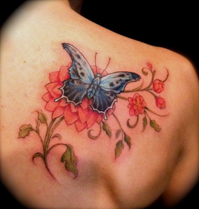 powerline tattoo tattoos jessica brennan back. Black Bedroom Furniture Sets. Home Design Ideas