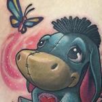 Eeyore Tattoo Design Thumbnail