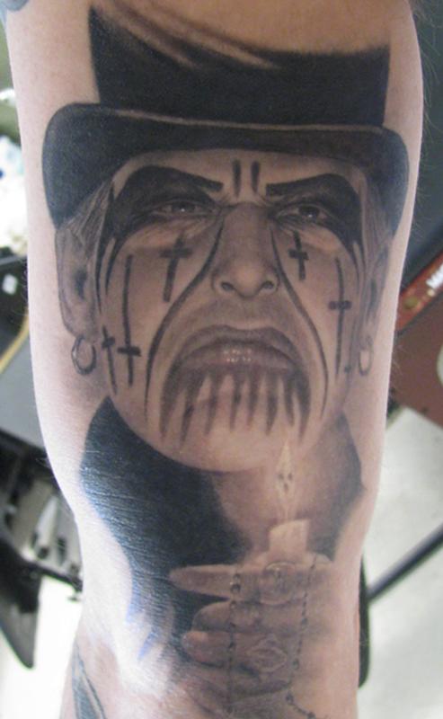 King Diamond Tattoos